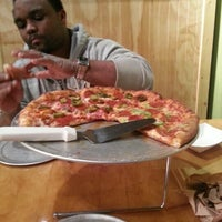 Photo taken at Pizza 3.14 by Tiffany E. on 1/26/2013