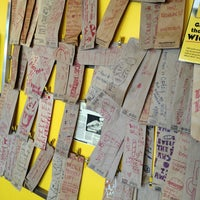 Photo taken at Which Wich? Superior Sandwiches by Phil on 3/28/2013