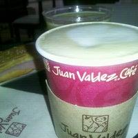 Photo taken at Juan Valdez Café by SOFIA J. on 1/24/2013