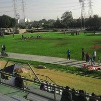 "Photo taken at Gardena High School by Danny ""Munker"" T. on 10/13/2012"