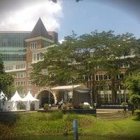 Photo taken at Universitas Pelita Harapan by J. H. on 1/30/2013