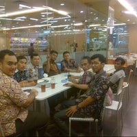 Photo taken at D'Cost Seafood by Wahyu A. on 2/13/2014