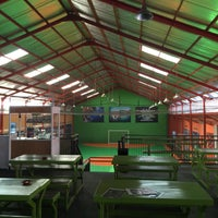 Photo taken at Gerbang Tol Padalarang by Hendarslogi on 6/21/2016