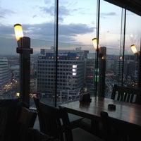 Photo taken at Flz Cafe & Restaurant by Gökhan A. on 4/11/2013