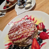 Photo taken at Wildberry Pancakes and Café by Bona C. on 2/23/2013