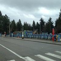 Photo taken at Aurora Village Transit Center by Chad S. on 2/17/2013