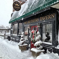 Photo taken at Two Brothers Tavern by Danielle B. on 3/6/2013
