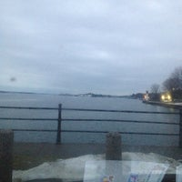 Photo taken at Blockhouse Island by Joss M. on 1/13/2013