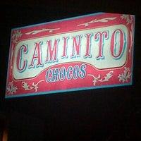 Photo taken at Caminito Chocos by Benjamin M. on 2/8/2013