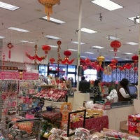 Photo taken at Grand Asia Market by Zhiguang C. on 1/19/2013