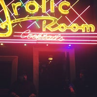 Photo taken at Frolic Room by Melody L. on 5/12/2013