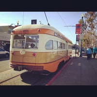 Photo taken at Fisherman's Wharf by Melody L. on 12/9/2012