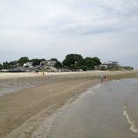 Photo taken at Pavillion Beach by R on 6/16/2013