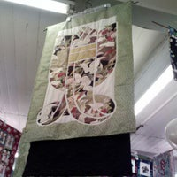 Photo taken at Kapaia Stitchery by Diana W. on 1/22/2013