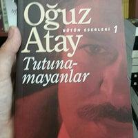 Photo taken at Deniz Plaza by Tuğba S. on 6/11/2016