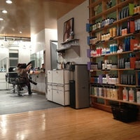 Photo taken at Bumble & Bumble by Melody R. on 11/13/2012
