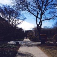 Photo taken at Hofstra USA by Shannon Y. on 3/14/2014