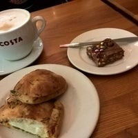 Photo taken at Costa Coffee by Chris M. on 5/28/2016