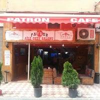 Photo taken at Patron Cafe by Salih O. on 6/3/2013