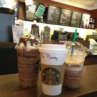 Photo taken at Starbucks by Poomy K. on 9/18/2013