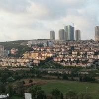 Photo taken at Bahçeşehir Manzara by Demir  Ahad on 7/9/2013