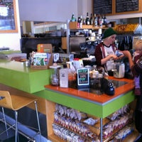 Photo taken at Duboce Park Cafe by Charlotte B. on 7/26/2013