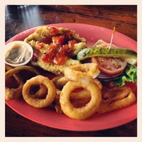 Photo taken at The Wreck Galley & Grill by @The Food Tasters on 2/16/2013