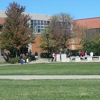Photo taken at University Commons by Alyson P. on 9/26/2013