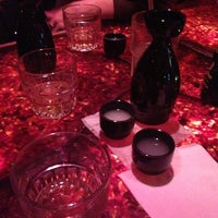 Photo taken at Mas Sake Freestyle Sushi by Pablo S. on 2/15/2013