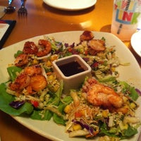 Photo taken at BJ's Restaurant and Brewhouse by Yoruba A. on 5/4/2013