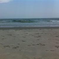 Photo taken at Atlantic Ocean by Laura W. on 6/6/2011