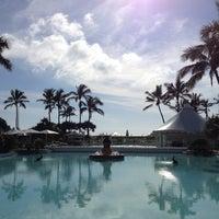 Photo taken at Sheraton Mirage Resort And Spa by Chris F. on 11/17/2011