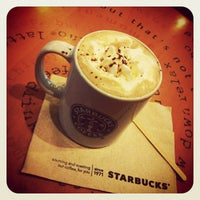 Photo taken at Starbucks by Rainy on 6/5/2012