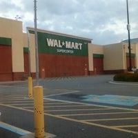 Photo taken at Walmart Supercenter by Nicole C. on 4/22/2012