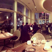 Photo taken at Nougatine at Jean Georges by Jingna Z. on 1/17/2013