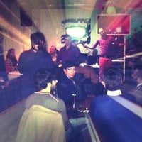 Photo taken at Pinokyo Cafe & Bar by Serhat K. on 2/8/2013