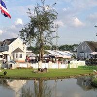 Photo taken at Ban Nam Kieng Din by Noky N. on 12/30/2012