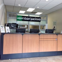 Photo taken at Enterprise Rent-A-Car by CigarStore I. on 11/21/2013