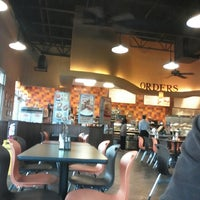 Photo taken at Jason's Deli by Steven S. on 9/20/2013