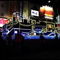 Photo taken at 新橋駅前 SL広場 by shuuuji on 11/22/2012