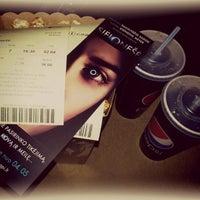 Photo taken at Forum Cinemas Akropolis by Kristina P. on 4/2/2013