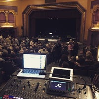Photo taken at The Paramount Center for the Arts by Adam B. on 4/24/2015