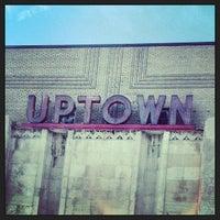 Photo taken at AMC Loews Uptown 1 by Jus W. on 4/11/2013