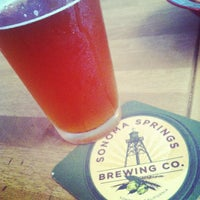 Photo taken at Sonoma Springs Brewing Co. by Kevin S. on 7/3/2013