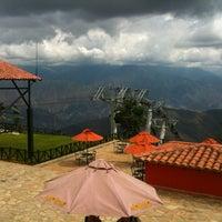 Photo taken at La Mesa de los Santos by Hernan A. on 12/14/2012