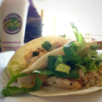 Photo taken at Tropical Smoothie Cafe by Chris C. on 1/29/2013