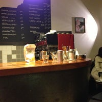 Photo taken at Passenger Espresso by Fabsen D. on 3/9/2013