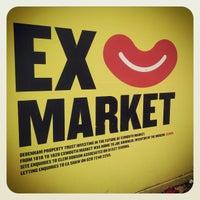 Photo taken at Exmouth Market by John L. on 2/22/2013