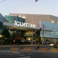 Foto tirada no(a) Shopping Center Iguatemi por Kellve V. em 9/6/2013