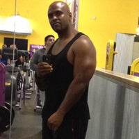 Photo taken at Planet Fitness by Little F. on 6/18/2013